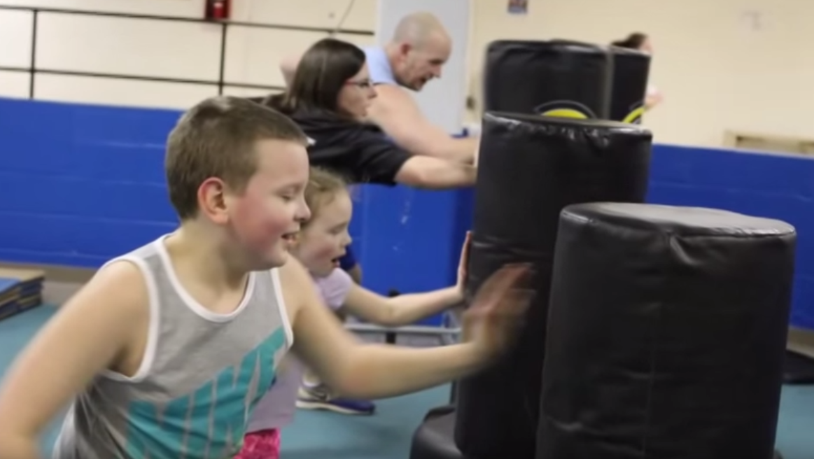 Featured Workout: Family Workout!