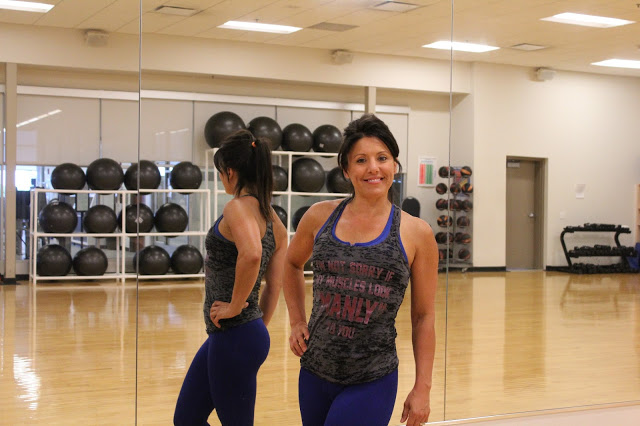 Tracy Uses Her Passion for Fitness to Help Others