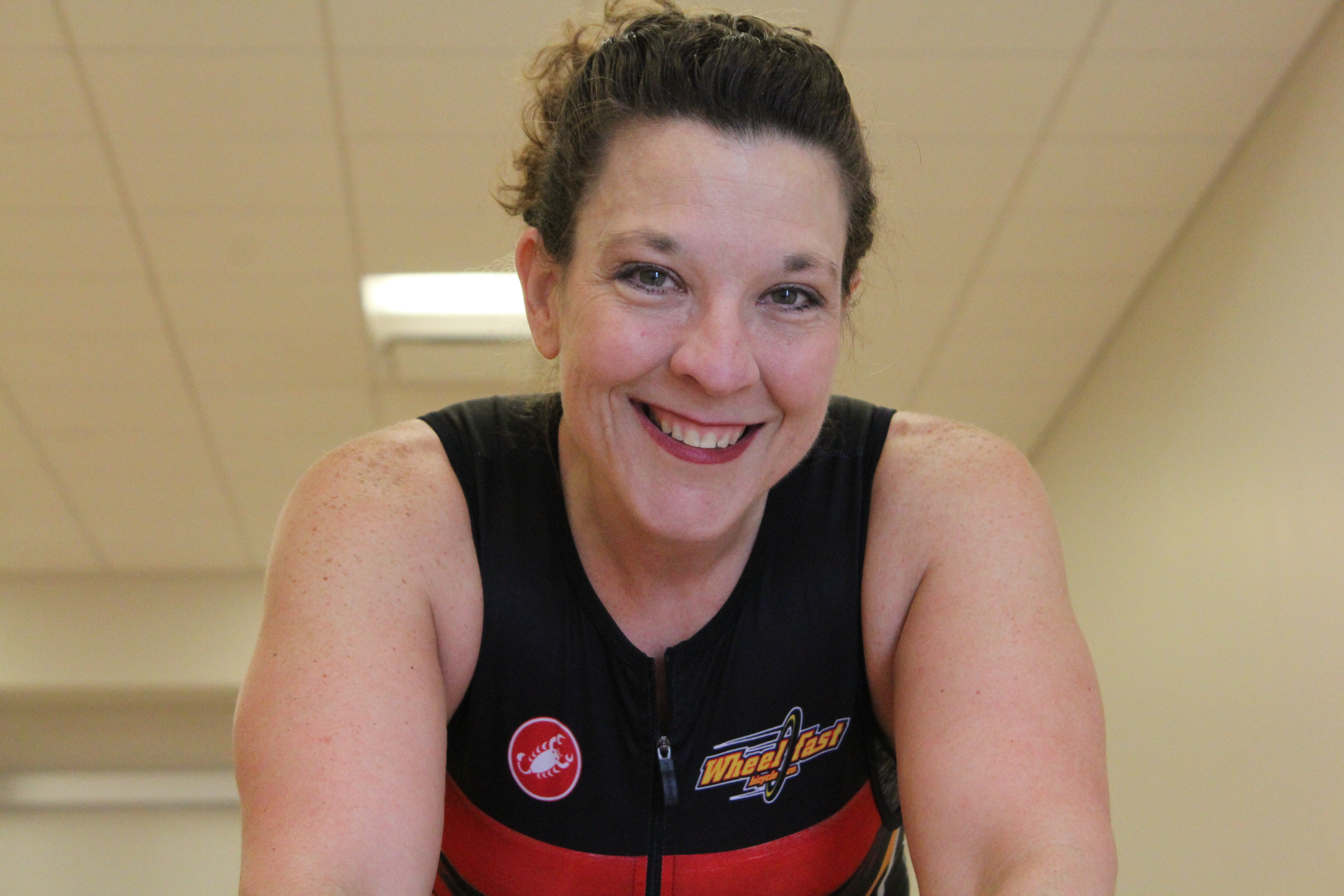Kimee's Weight Loss Journey Sparks an Inspired Life of Elite Athletics