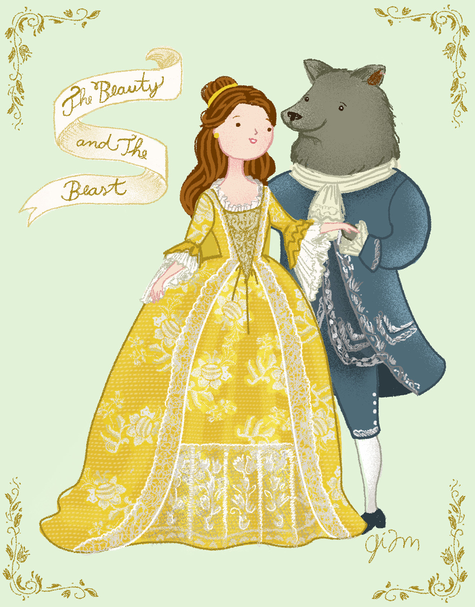 Summer Drama Camp: Beauty and the Beast