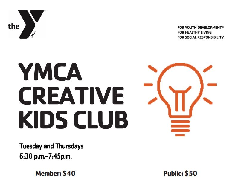 Creative Kids Club – Winter 2020