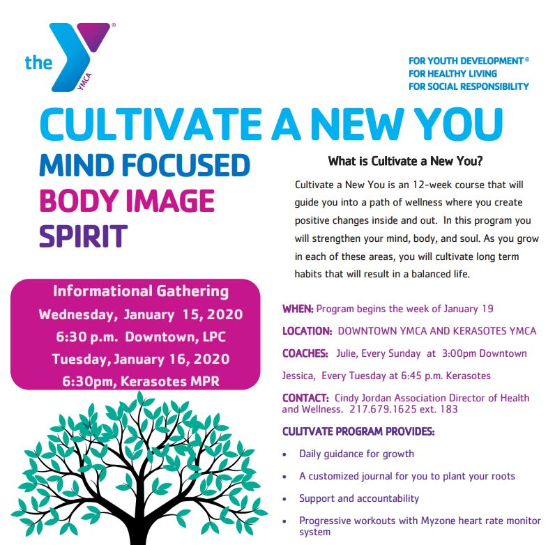 Cultivate A New You-Winter 2020