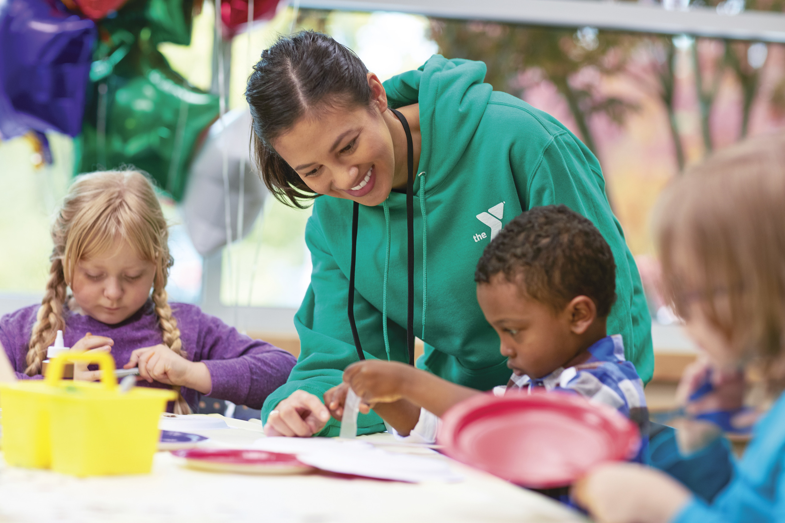 YMCA Healthy Kids Day