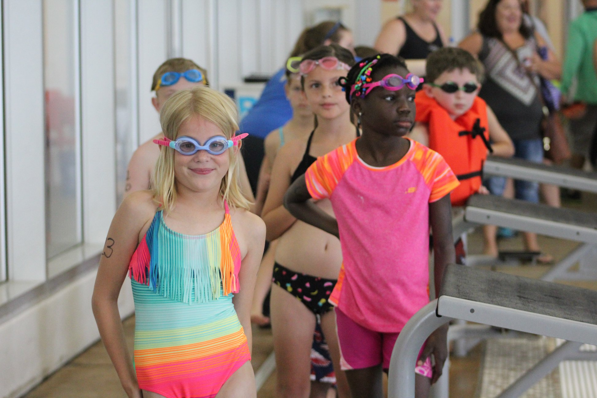 2021 YMCA KIDS TRIATHLON